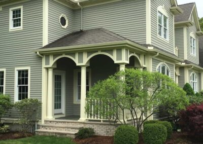 Exterior House Painting by DiNapoli Painting